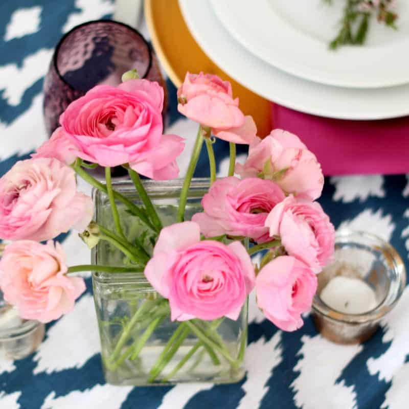 Fresh Ideas For Your Spring Table