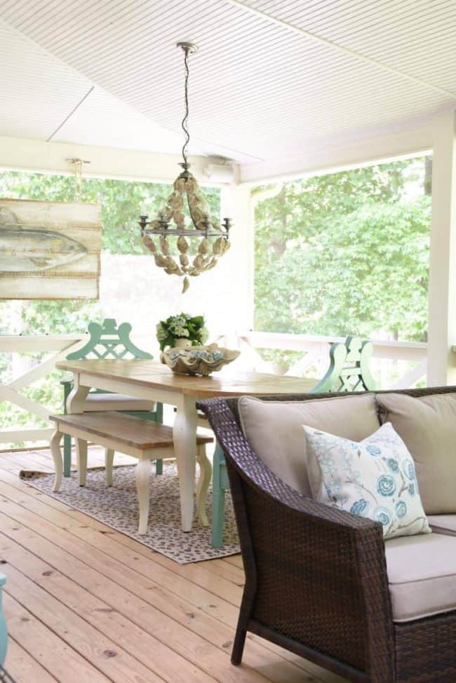 My Five Favorite Ways To Decorate A Porch Or Patio Shine