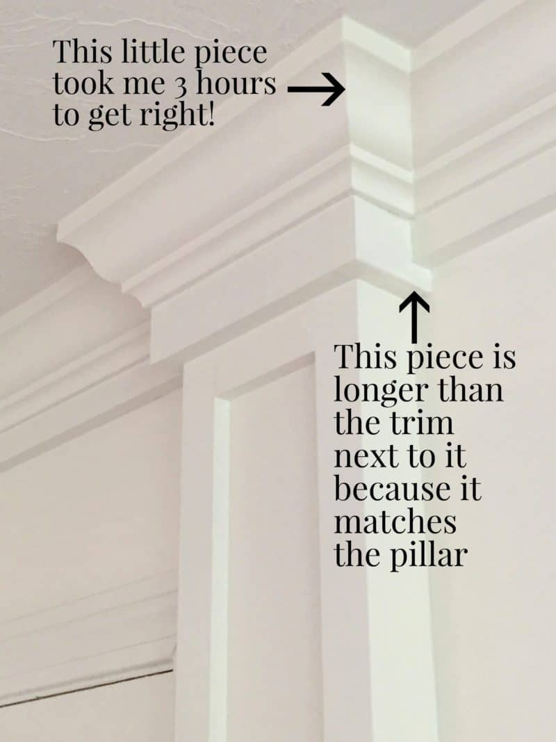 One Room Challenge Week Five | The Moulding Is Done, The Lights Are ...