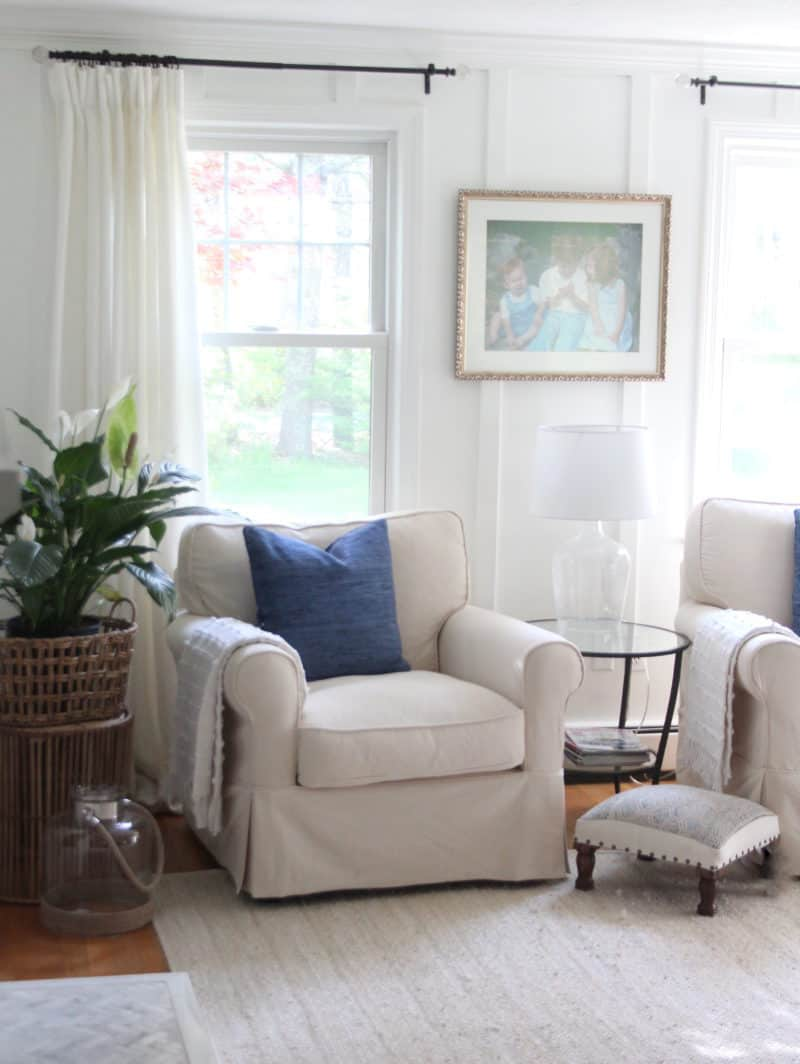 Pleasant One Room Challenge Reveal A Family Room Makeover With Machost Co Dining Chair Design Ideas Machostcouk