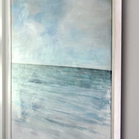 Art Hack | Our Family Room Seascape