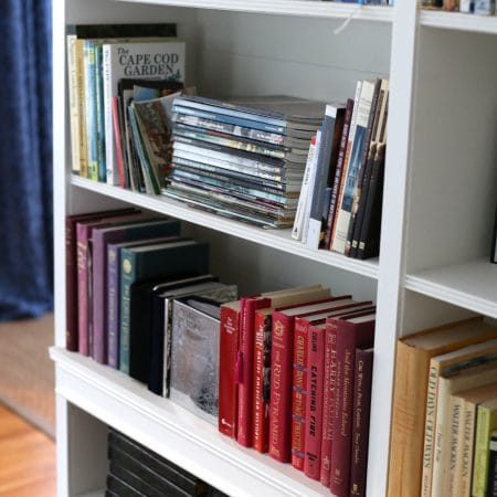 Five tips to organize and make a bookcase aesthetically pleasing.