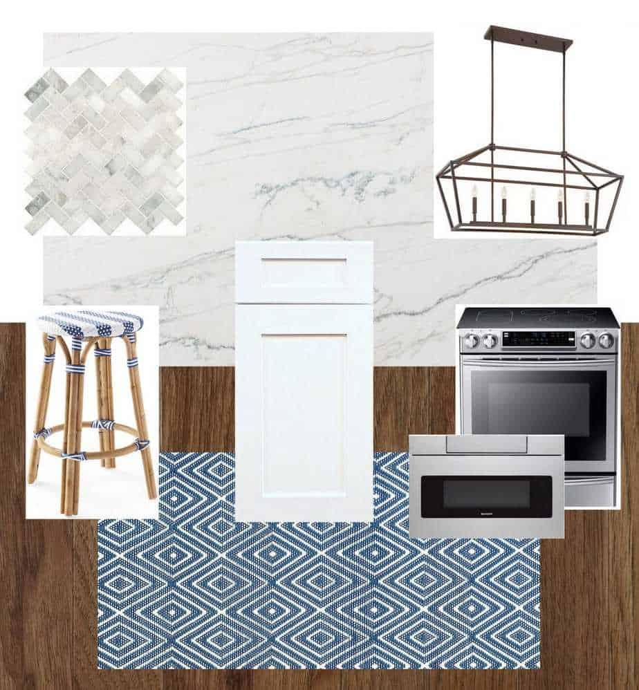 Kitchen Renovation Planner: Kitchen Remodel Overall Plan