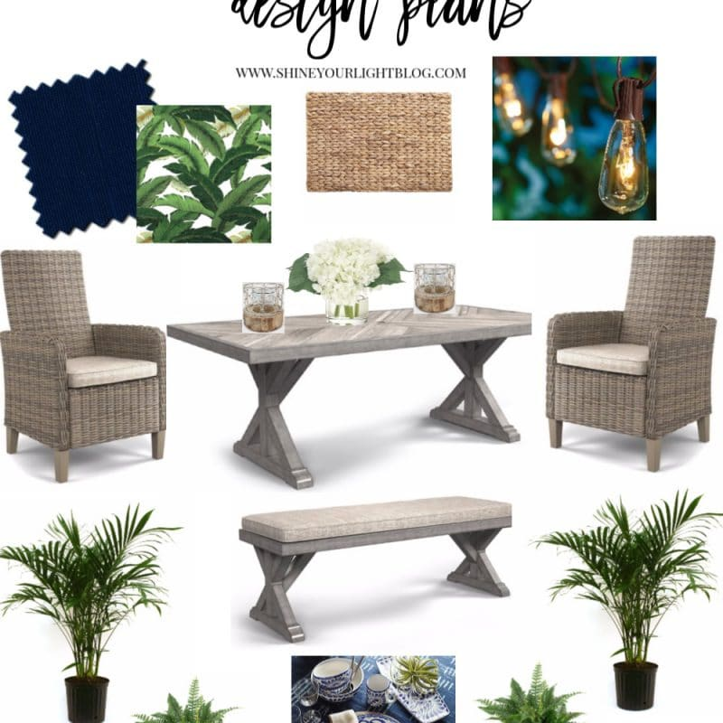 The Plans For Our Deck Makeover!