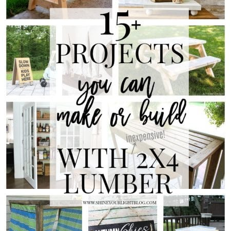 2x4 lumber projects