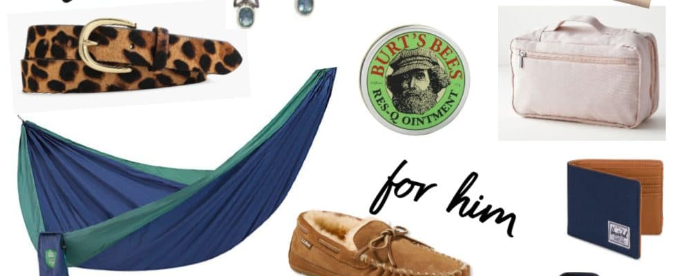 2019 Holiday Gift Guide   For Her • For Him • For Everyone