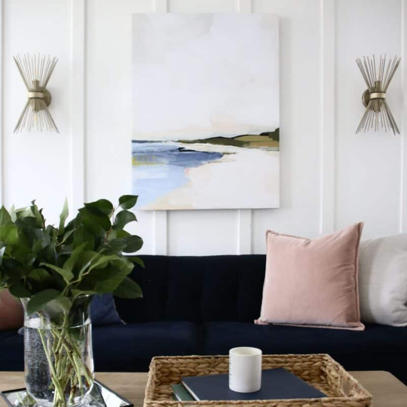4 Simple Ideas For A Spring Living Room Refresh | Project Design