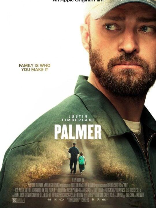Palmer with Justin Timberlake